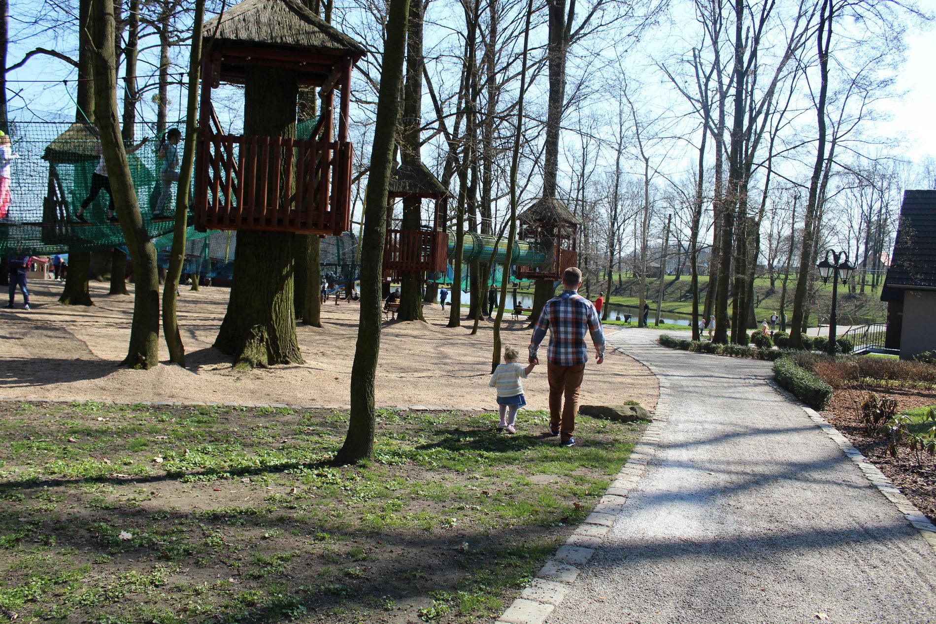 park wilkowice