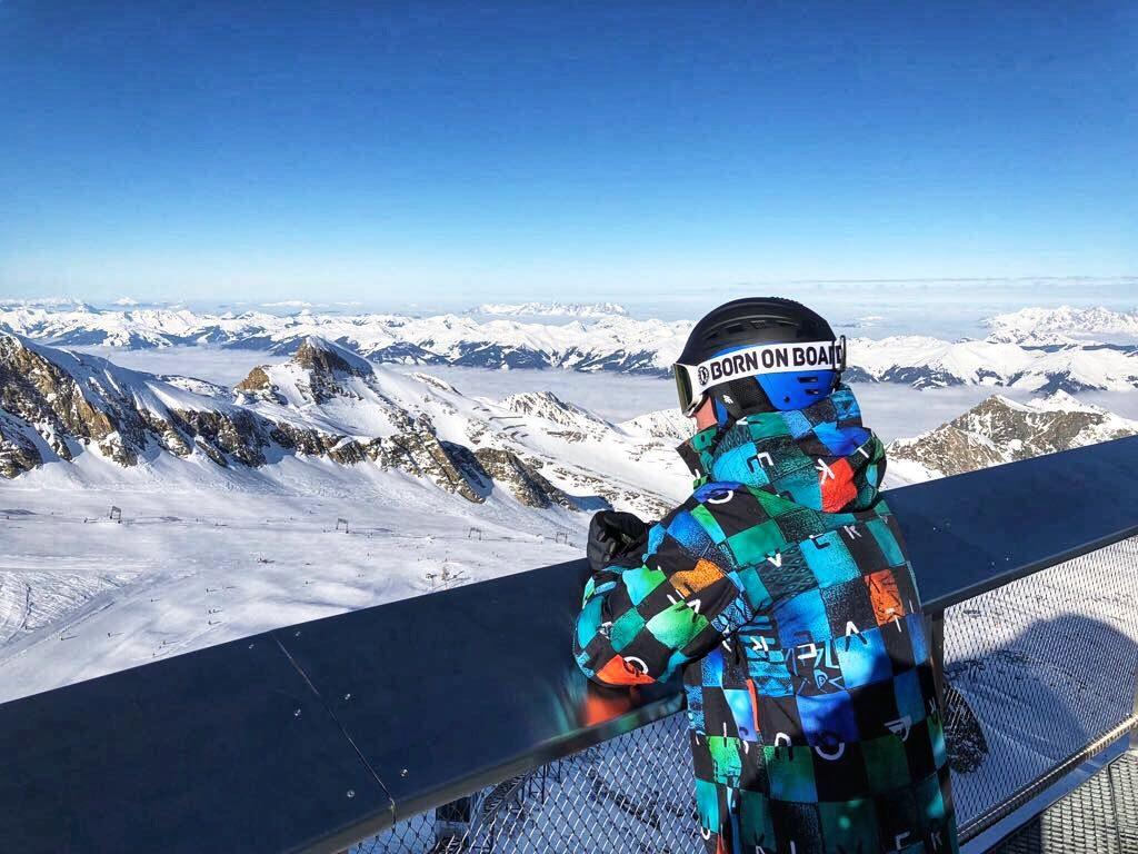 snowboardowy wypad