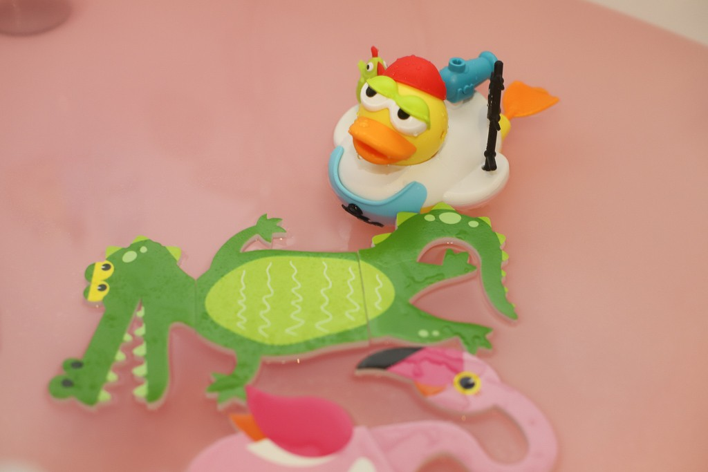 Zabawki do kąpieli  – Yookidoo
